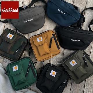 Carhartt WIP Essentials Bag 小包 腰包 卡其 側背 黑 迷彩 紅 嘉義市