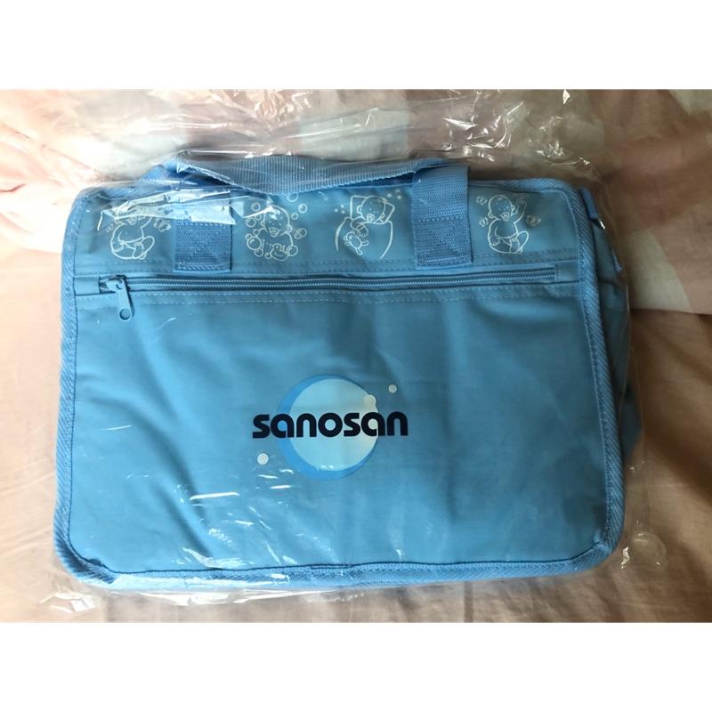 Sanosan珊諾  媽媽包(藍色)