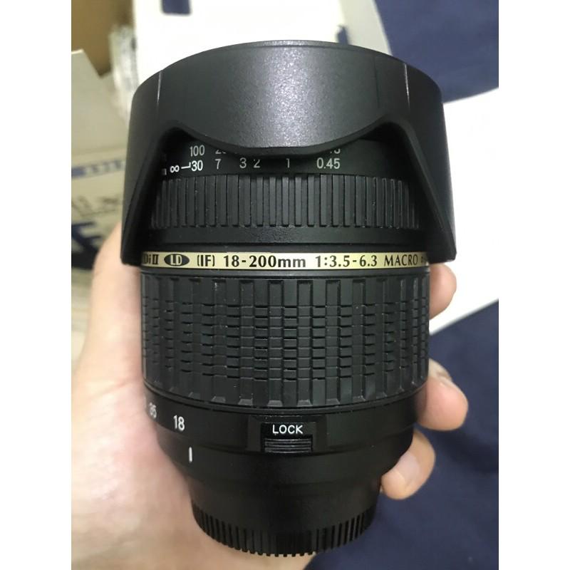Tamron AF 18-200mm f3.5-6.3 鏡頭