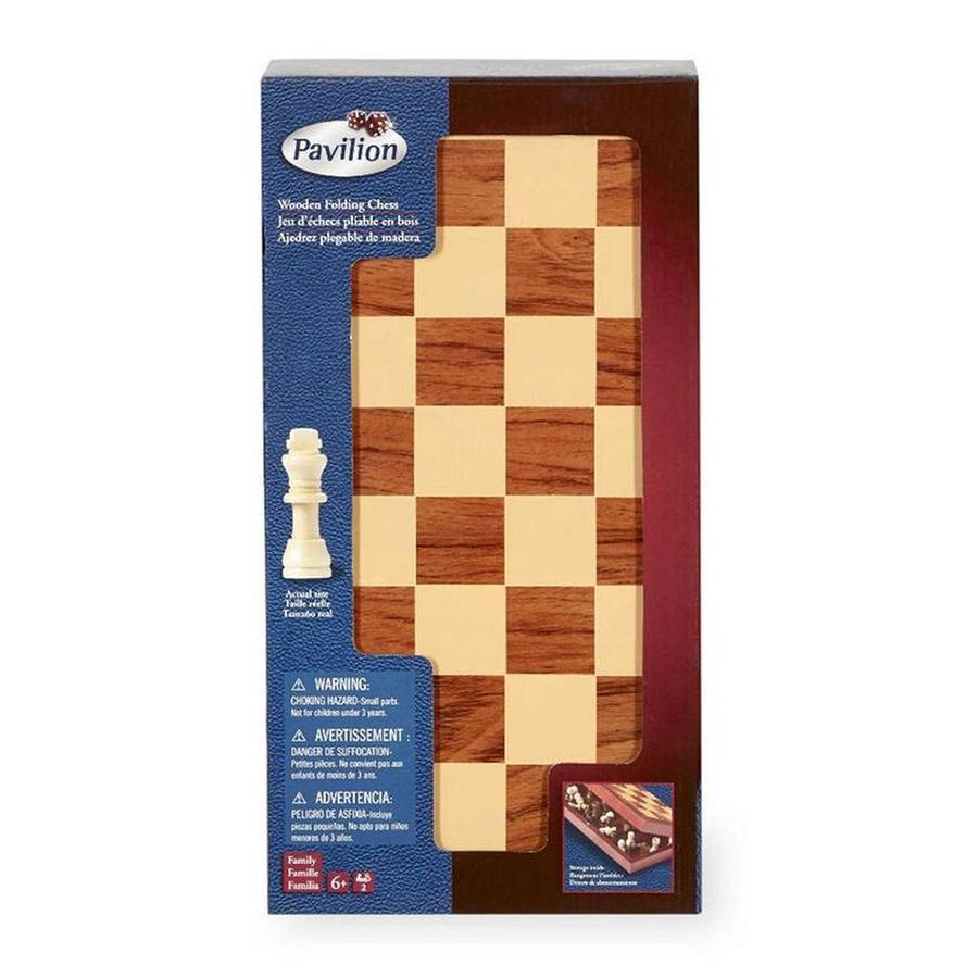 PAVILION 木製西洋棋 玩具反斗城