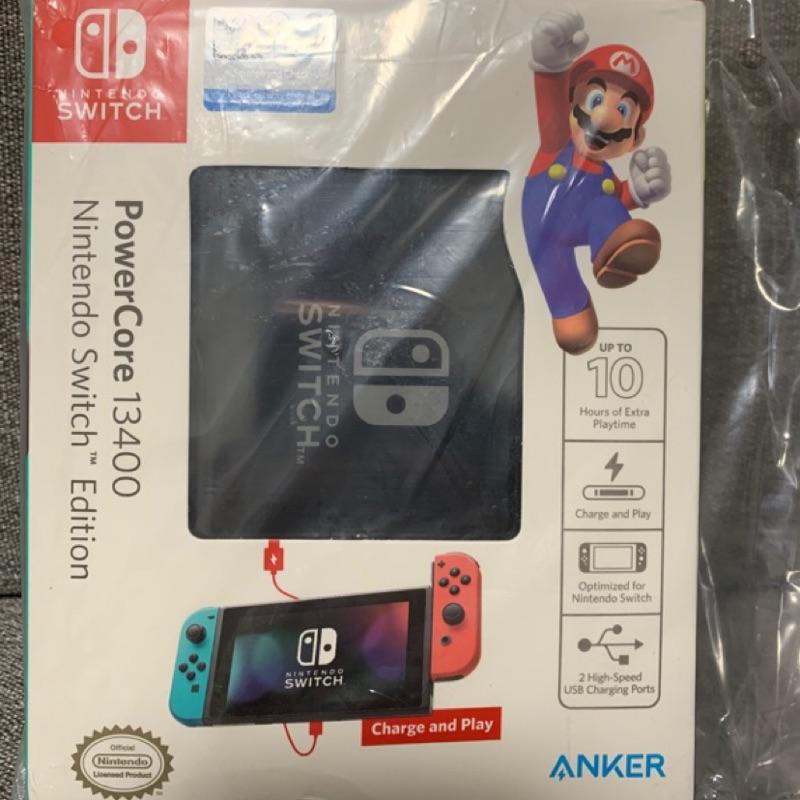 現貨Anker switch limited edition Nintendo聯名款行動電源 13400mah 聖誕禮物