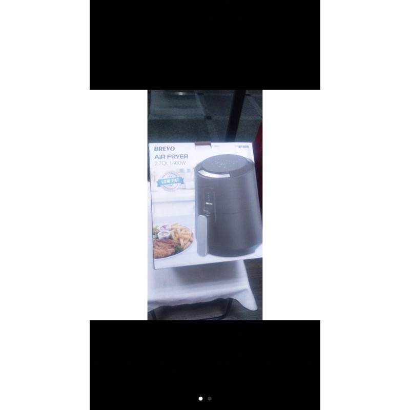 「全新品」BREVO 氣炸鍋