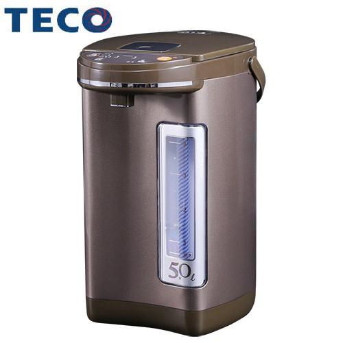 TECO東元 5L溫控熱水瓶YD5006CB【愛買】
