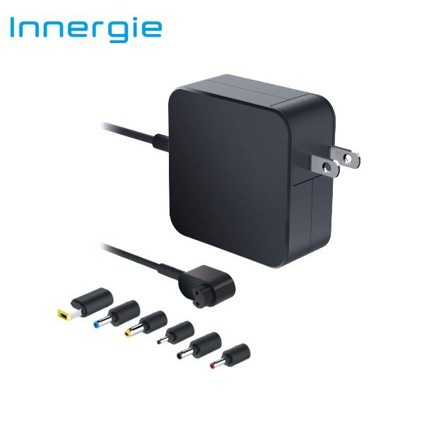 Innergie 台達電 65U 黑色 65瓦 筆電充電器 內附6顆筆電轉接頭