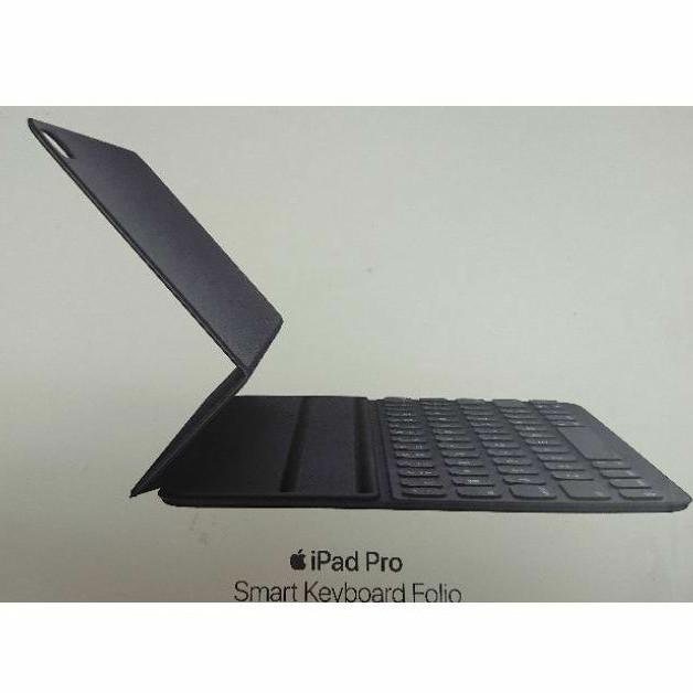有人預定,勿下單(二手)APPLE原廠鍵盤式聰穎雙面夾,適用 iPadPro 11 吋 (第 2 代)中文 (注音)