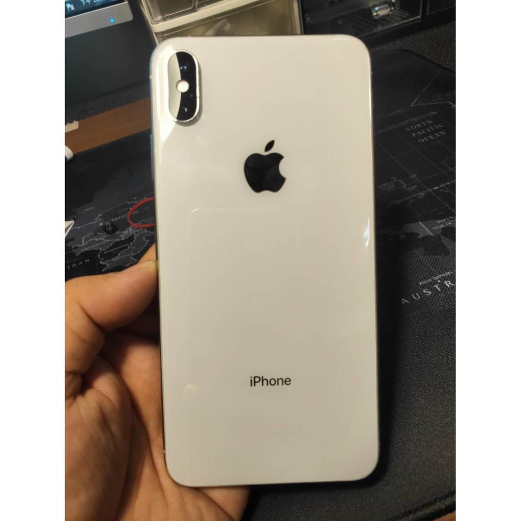 iPhone Xs Max 64G 白 二手 正常使用 便宜賣 請看商品內文