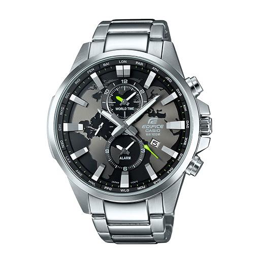 CASIO 卡西歐 手錶  EDIFICE  EFR-303D-1A 男錶 指針錶 不鏽鋼錶帶 EFR-303D
