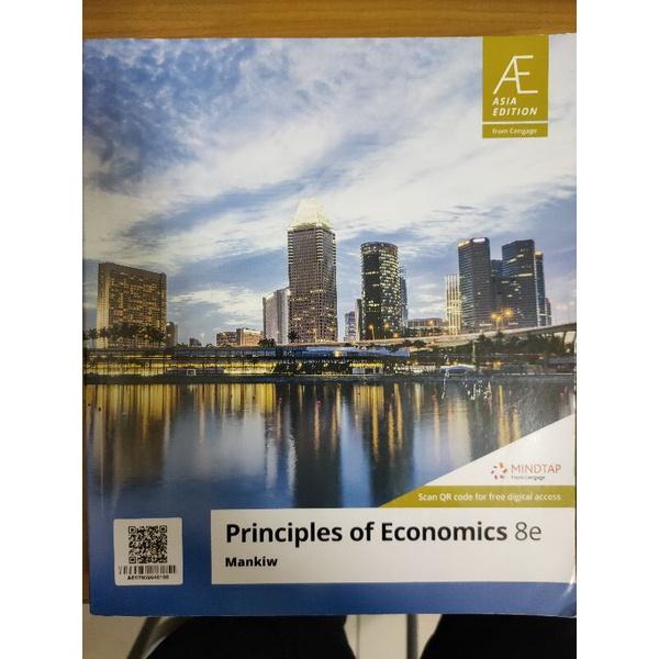 Principles of Economics 8e 9成新
