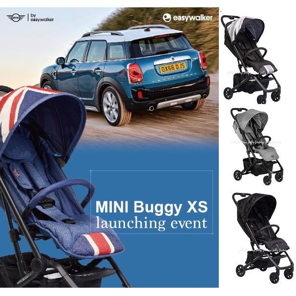 免運附雨罩荷蘭Easywalker MINI BUGGY XS嬰兒手推車傘車MINI XS傘推車Mini Cooper