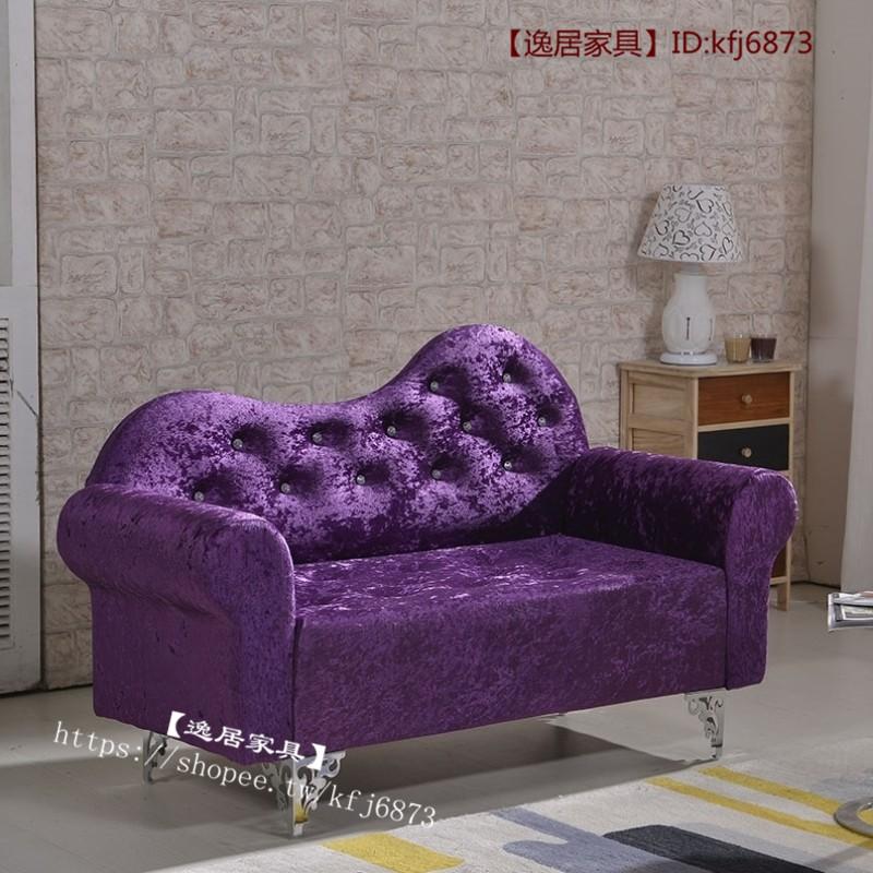【逸居家具】沙發貴妃位單榻小戶型單人臥室客廳整裝大氣北歐風格沙發床網紅款