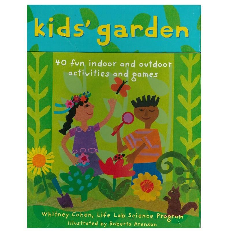 Kids' Garden: 40 Fun Activities and Games 花草桌遊