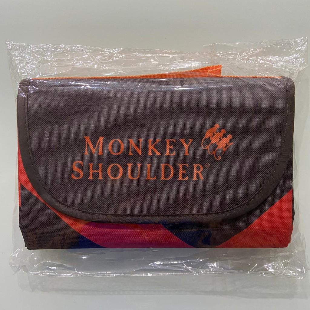 Monkey Shoulder三隻猴子野餐墊