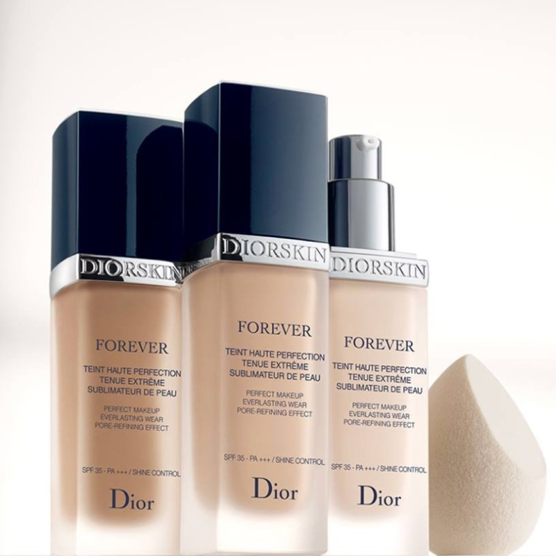 代購//Dior超完美持久粉底液Diorskin Forever Foundation