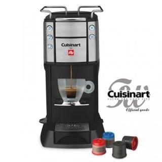 【Cuisinart美膳雅】Espresso膠囊咖啡機 EM-400TWBK 可當瞬熱式飲水機 桃園市