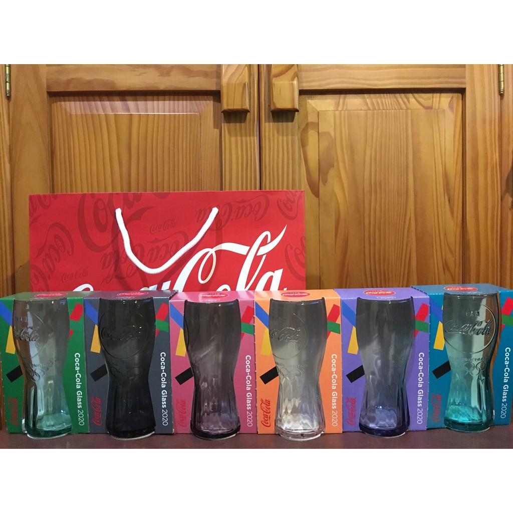 可口可樂 coca cola glass 2020 東京奧運