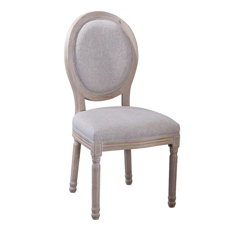 【FA925-4】德克美式仿舊餐椅