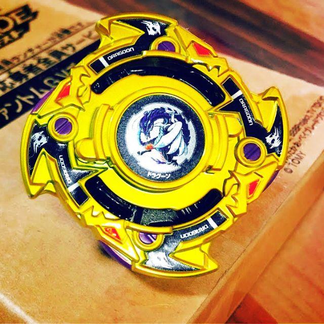 戰鬥陀螺 爆裂世代 黃金龍騎士F 青龍 ファントム.G.V