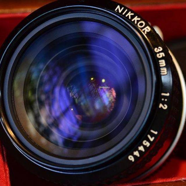 Nikon AI 35mm F2 大光圈廣角鏡
