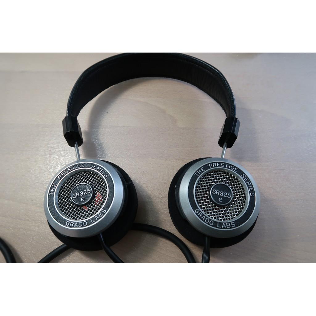 二手 【GRADO 歌德】 SR325e 開放式耳罩耳機
