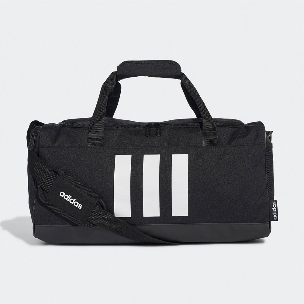 Adidas 3-STRIPES 黑色行李袋-NO.GE1237
