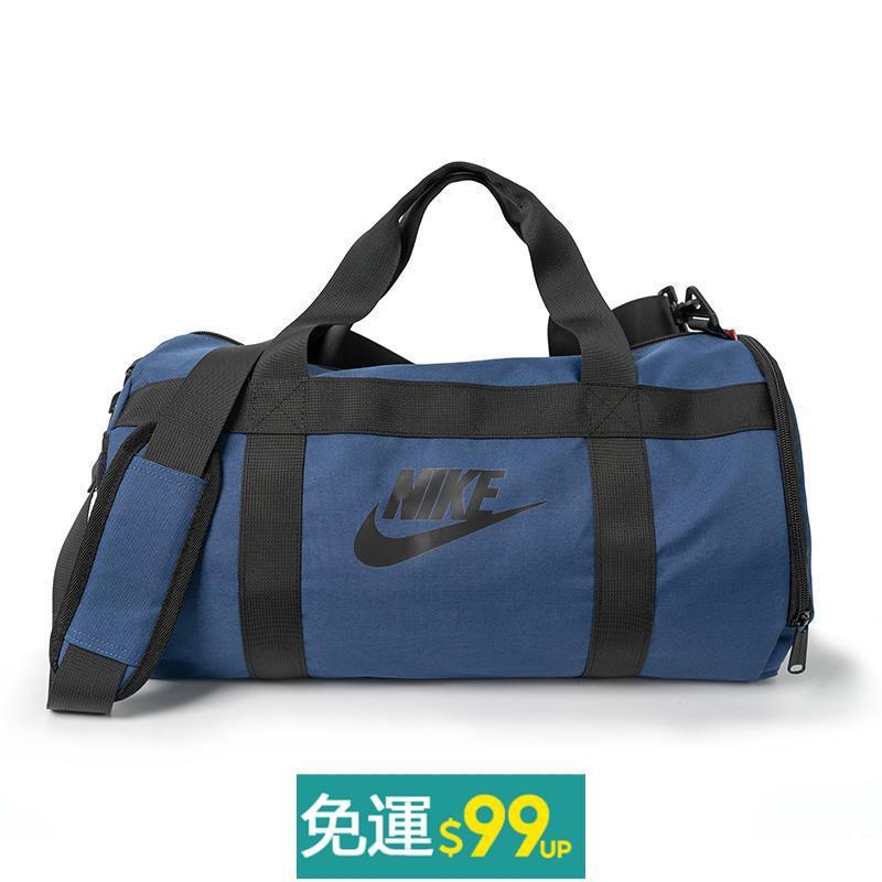 健身包男乾濕分離訓練運動背包手提行李短途旅行包女大容量游泳包 huwai