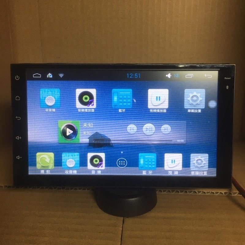 NECVOX Niss-3188 7吋安卓機 汽車螢幕 主機 導航 聯網機