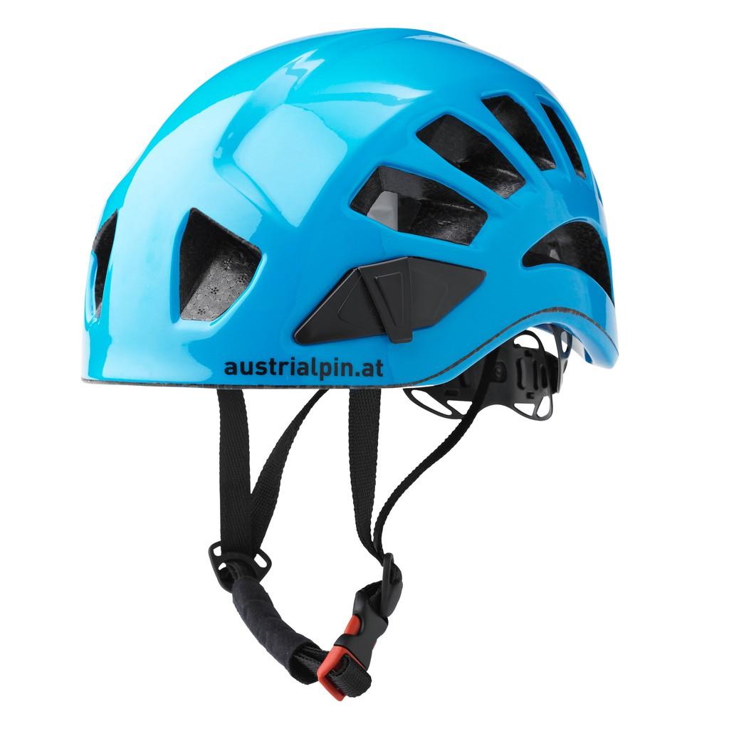 【奧地利 AUSTRIALPIN】 HELM.UT 輕量雙層頭盔 藍色