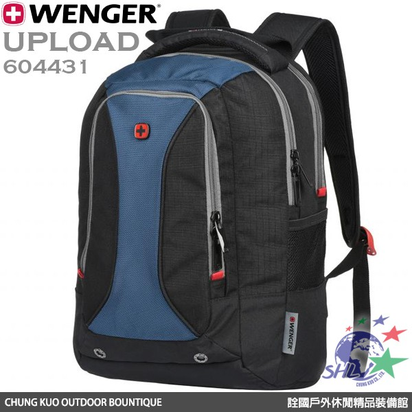 WENGER 16吋電腦後背包 AirRunner | 604432 【詮國】