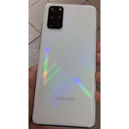 [售] 二手 三星 Samsung Galaxy S20+ Plus 高通5G旗艦 白色 神腦保固中