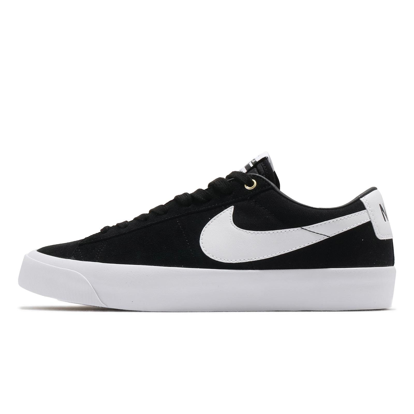 Nike 滑板鞋 SB Zoom Blazer Low Pro GT 黑 白 男鞋 休閒鞋 ACS DC7695-002