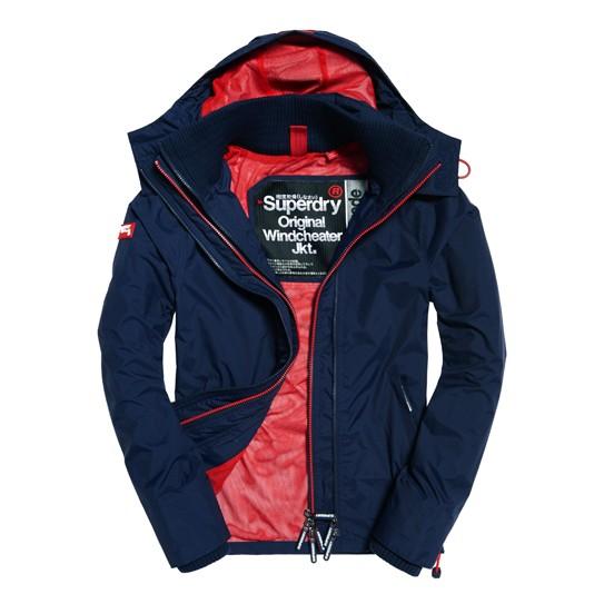 【現貨L】SUPERDRY-極度乾燥 官網購入 200%正品 熱銷內網眼防風男外套