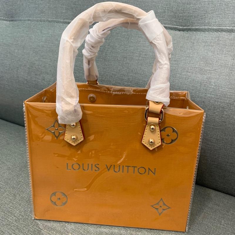 紙袋改造 LV紙袋改造 限量金色款