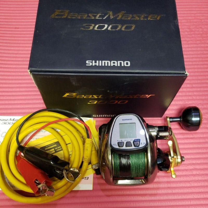 SHIMANO BM3000 二手電動捲線器