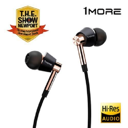 1MORE 三單元圈鐵耳機(E1001) 周杰倫合作品牌