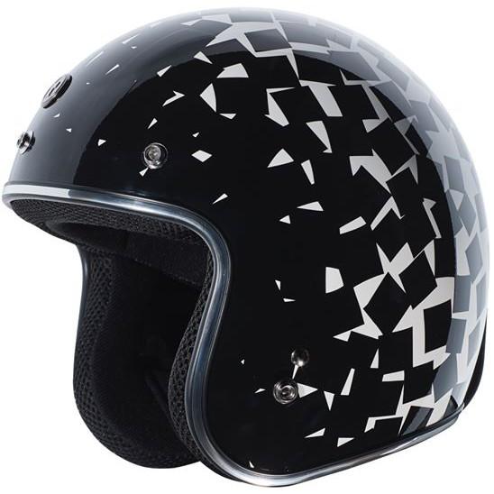 台北喆凡騎士部品 新款 Torc T50 系列 復古 安全帽 復古安全帽 POLYGONIOUS (限量款)