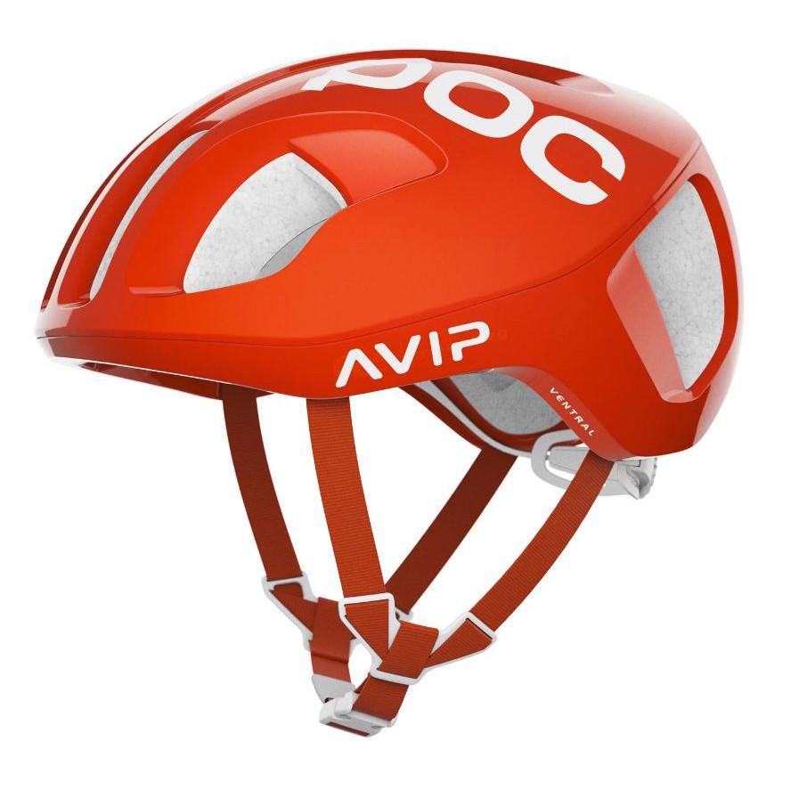 瑞典 POC Ventral Spin 安全帽 (AVIP 橘) 台灣公司貨 自行車 /直排輪