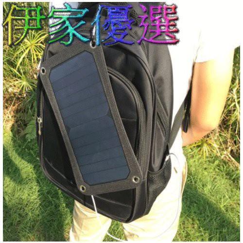 💖台灣現貨速發💖sunpower太陽能板單UBS穩壓器充電手機平板MP3戶外釣魚太陽能充電應急充電旅行野餐充電器