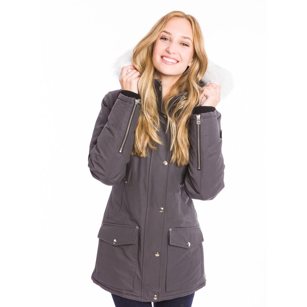 四季出品(國外連線)加拿大國寶級品牌 moose knuckles  PARKA 抵禦北極寒潮的羽絨外套 女生中長款