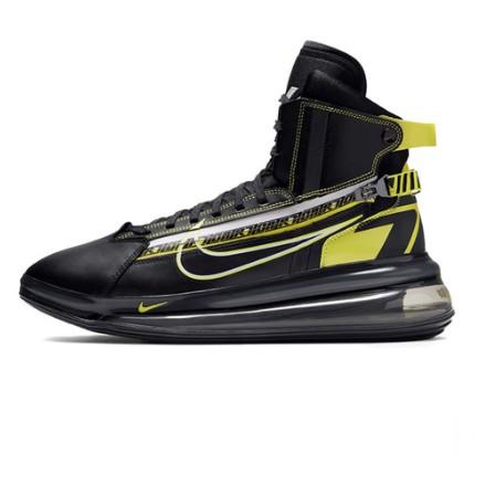 Nike Air Max 720 SATURN 高筒 黑黃色