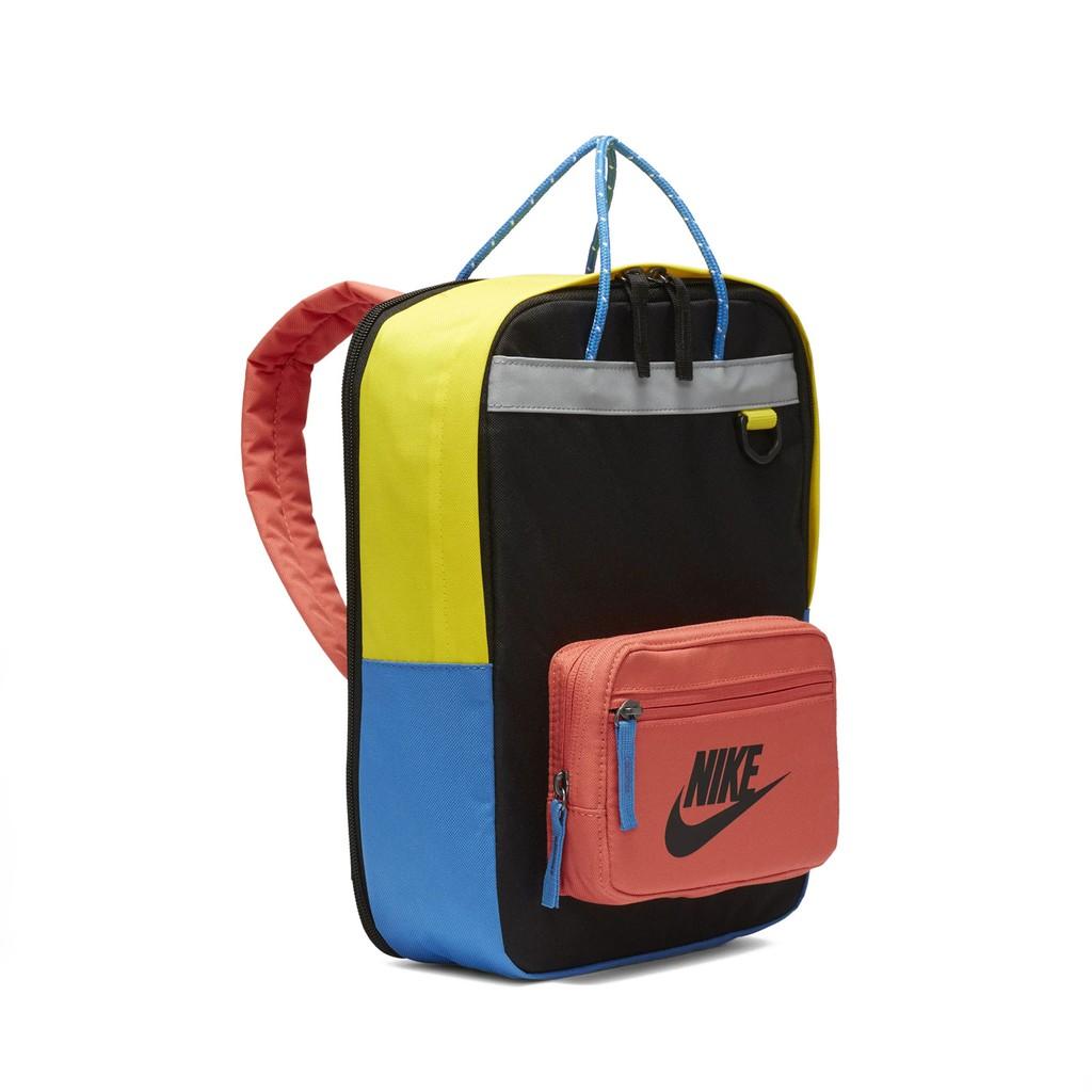 Nike 後背包 Tanjun Backpack 黑 彩色 男女款 運動休閒 BA5927-011 【ACS】