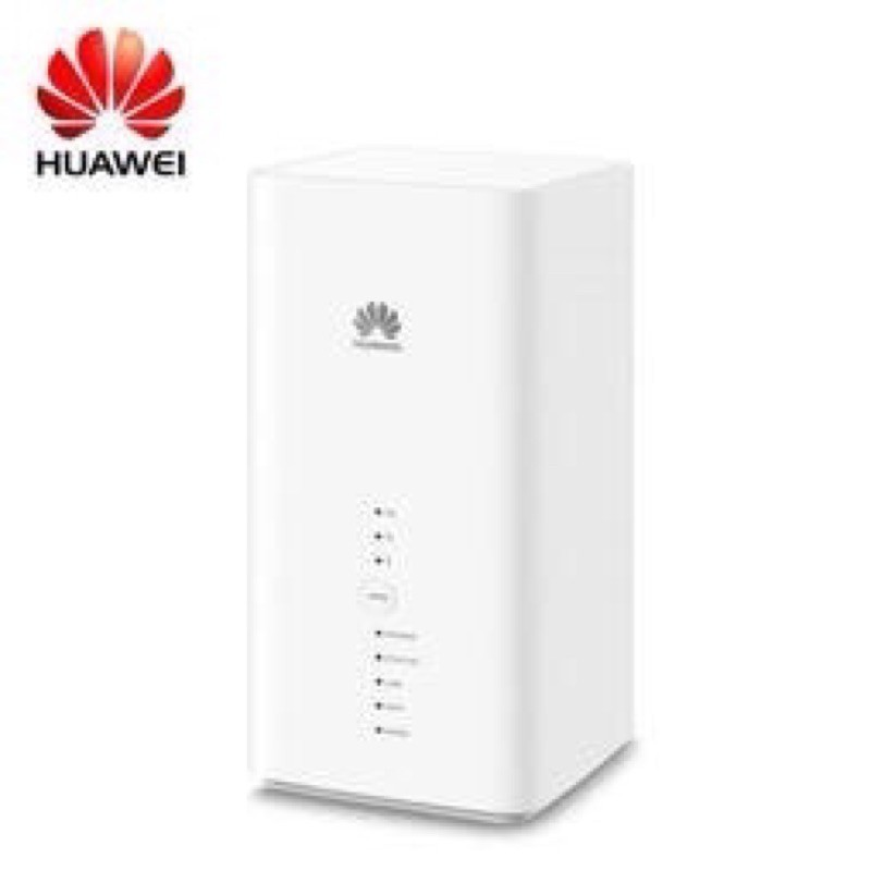 二手 HUAWEI 華為 B818-263 無線路由器—內建 Micro SIM 卡槽、支援 Linux