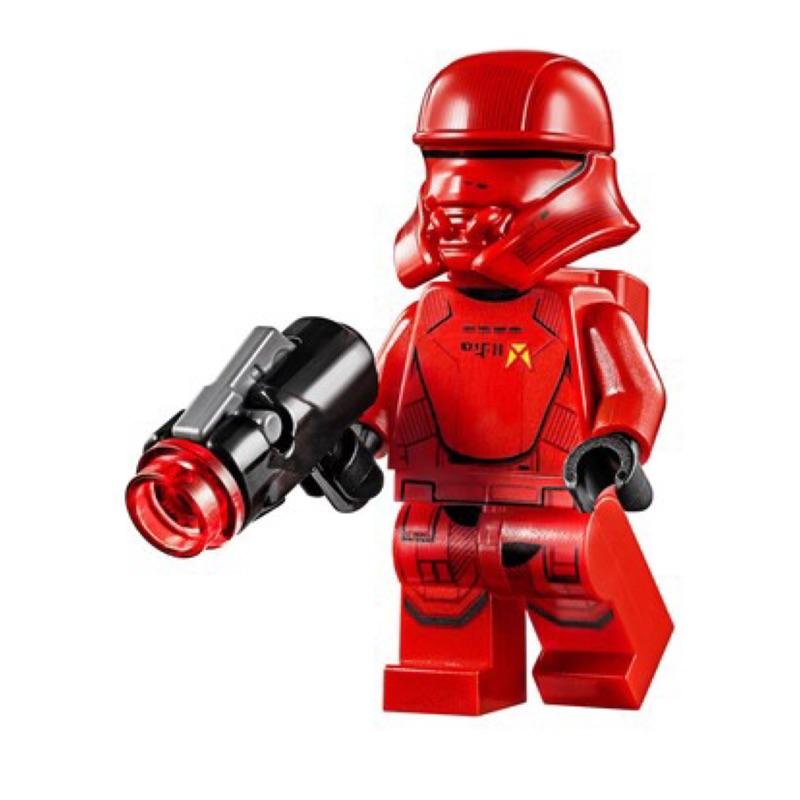 LEGO Star Wars 樂高 75266 三隻合售 徵兵包 75166 75134 75276 75252