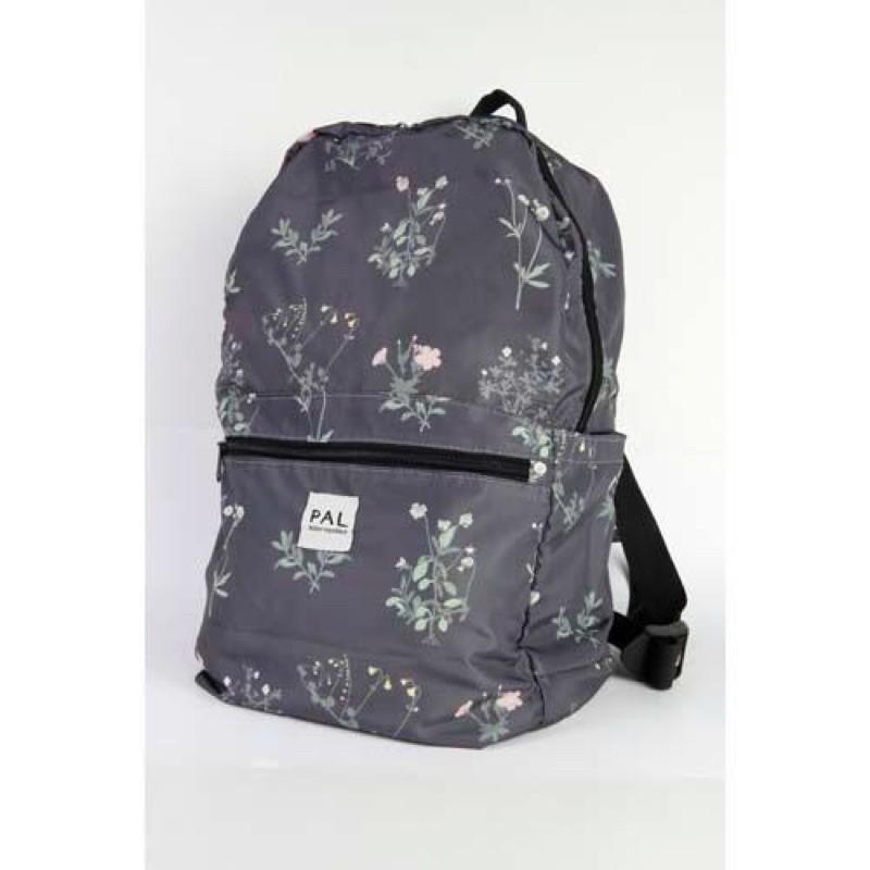 日本代購 防撥水後背包可收納可折疊