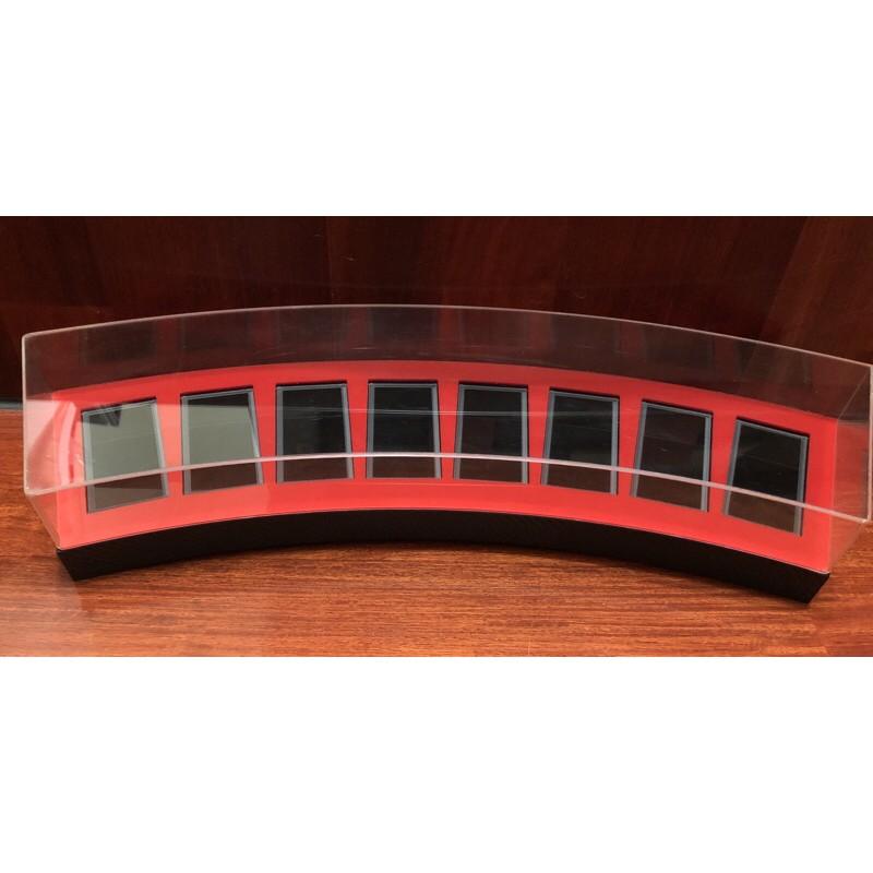 7-11 1/64 法拉利 模型車 展示盒 藍寶堅尼 保時捷 京商