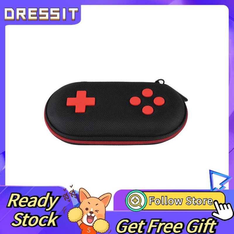 Dressit GamePad案例保護硬EVA攜帶殼存儲盒的8Bitdo經典控制器
