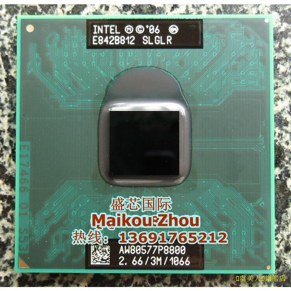 ❁P8700 P8800 T9400 T9550 T9600 T9800 T9900 P9600筆記本CPU原針