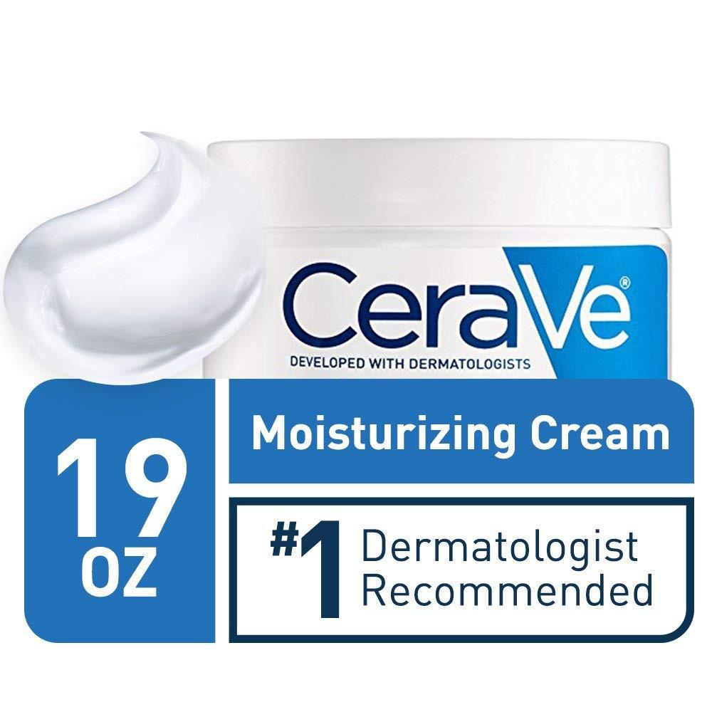 Cerave 玻尿酸 長潤澤 超保濕 乳霜  539 g + 340 g 美國原廠全新款 2020年現貨