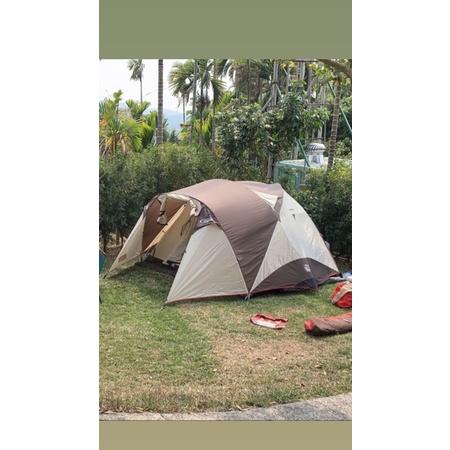新手入門款Coleman二手帳篷300氣候達人/客廳帳/隧道帳/哈比天幕