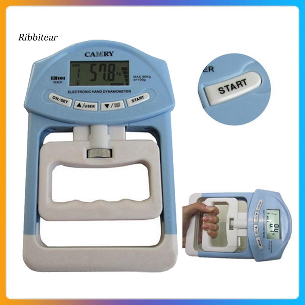Kt * 198lb / 90kg 電子數字液晶手握強度血壓計測量儀
