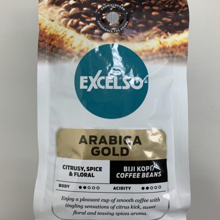 EXCELSO 印尼咖啡豆 阿拉比卡/蘇門答臘曼特寧 200g【豐食堂商城】